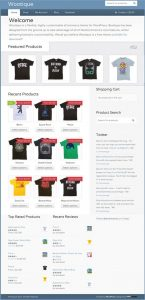7 Wootique主题7 WooCommerce购物商城的WordPress主题 145x300 - WordPress-WooCommerce购物商城主题